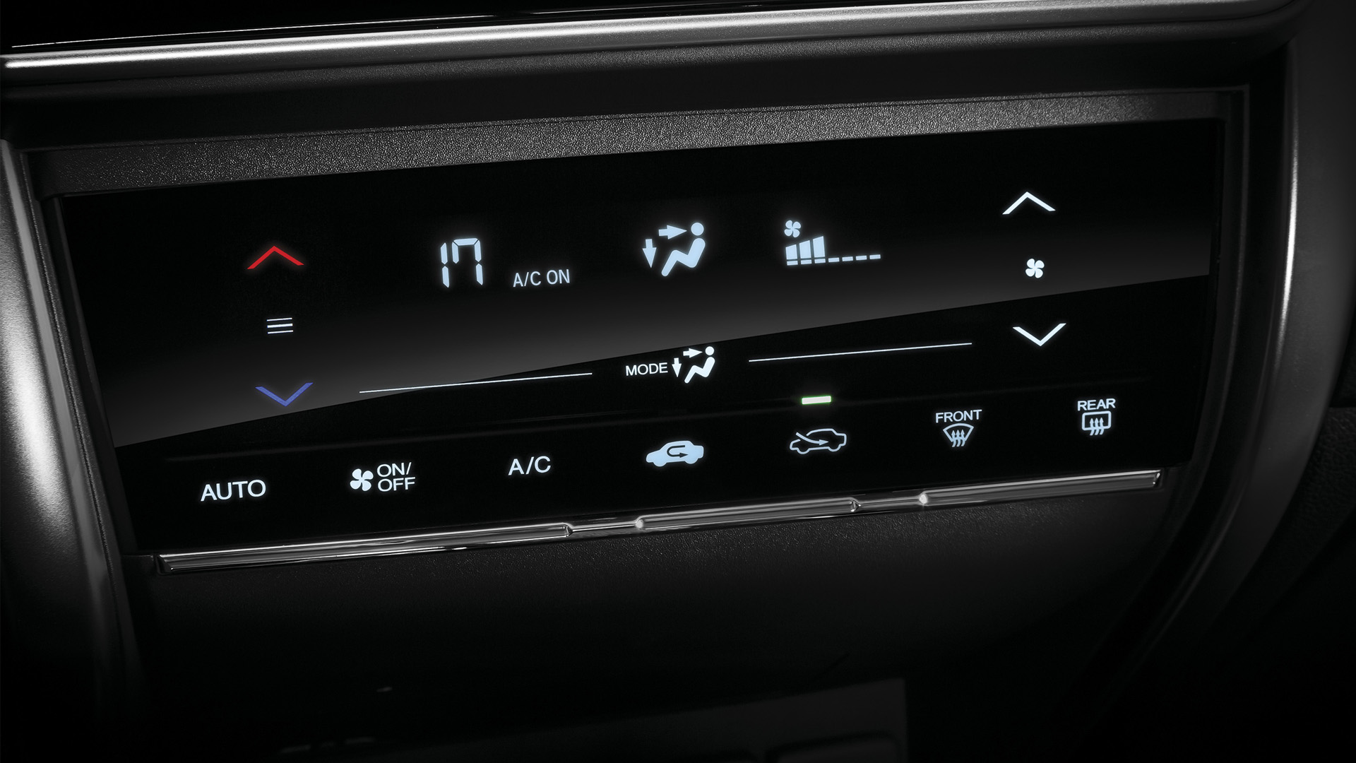 Honda City - Ar-condicionado digital full touchscreen